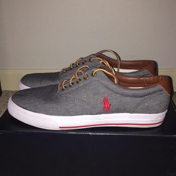 men's polo casual shoes
